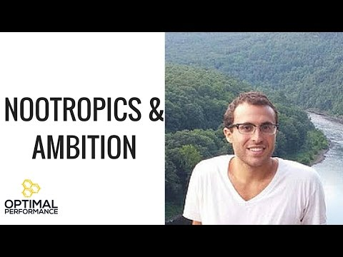 OPP 008: Nootropics, Ambition and Stress with Joe Cohen