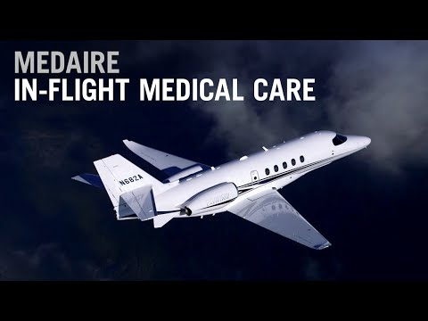 MedAire Develops Tools To Respond To In-Flight Medical Emergencies – AIN