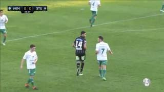 Spielaufzeichnung: SK Bad Wimsbach 0:5 SK Sturm Graz (0:1)