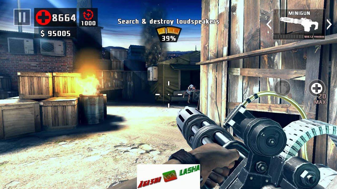 Dead trigger 2 minigun 2015 hack youtube malvernweather Images