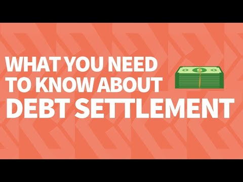 The Truth About Debt Settlement - What it Really Does