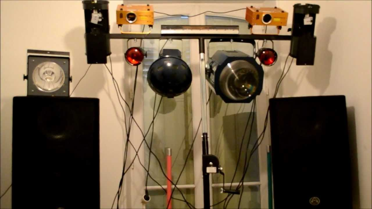 ma sono et jeux de lumieres 9 youtube. Black Bedroom Furniture Sets. Home Design Ideas