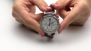видео kors michael часы особенности фирменных часов