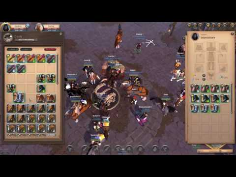 Albion Online - How to Sustain Gear Sets!