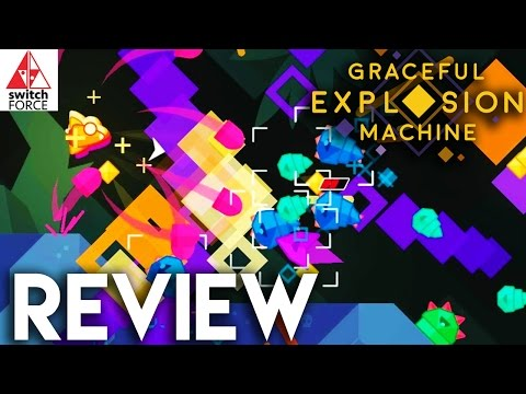 Graceful Explosion Machine Review + Discussion - SHOULD YOU BUY IT?? (Switch Gameplay)
