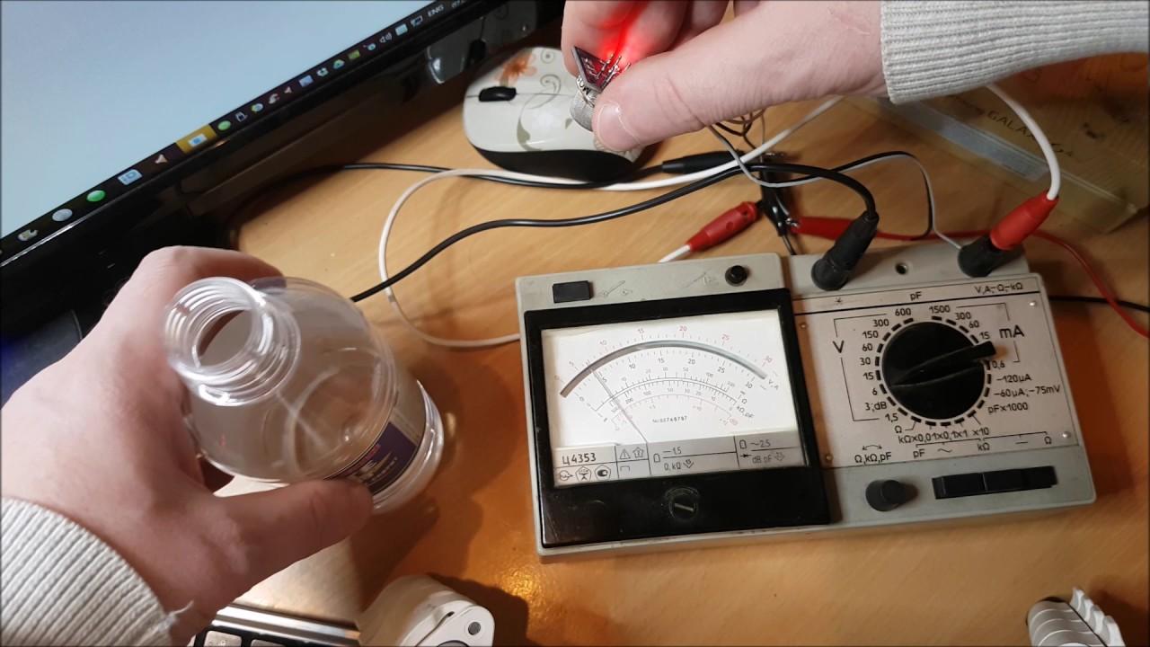 MQ 135 air quality sensor