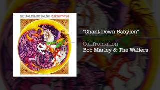 """Chant Down Babylon"" - Bob Marley & The Wailers | Confrontation"