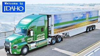 Idaho DLC for American Truck Simulator!