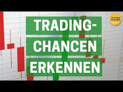 Die besten Trading-Chancen erkennen - So geht´s!