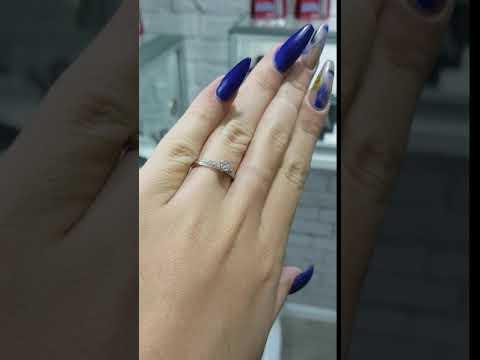 טבעת אירוסין מאי W