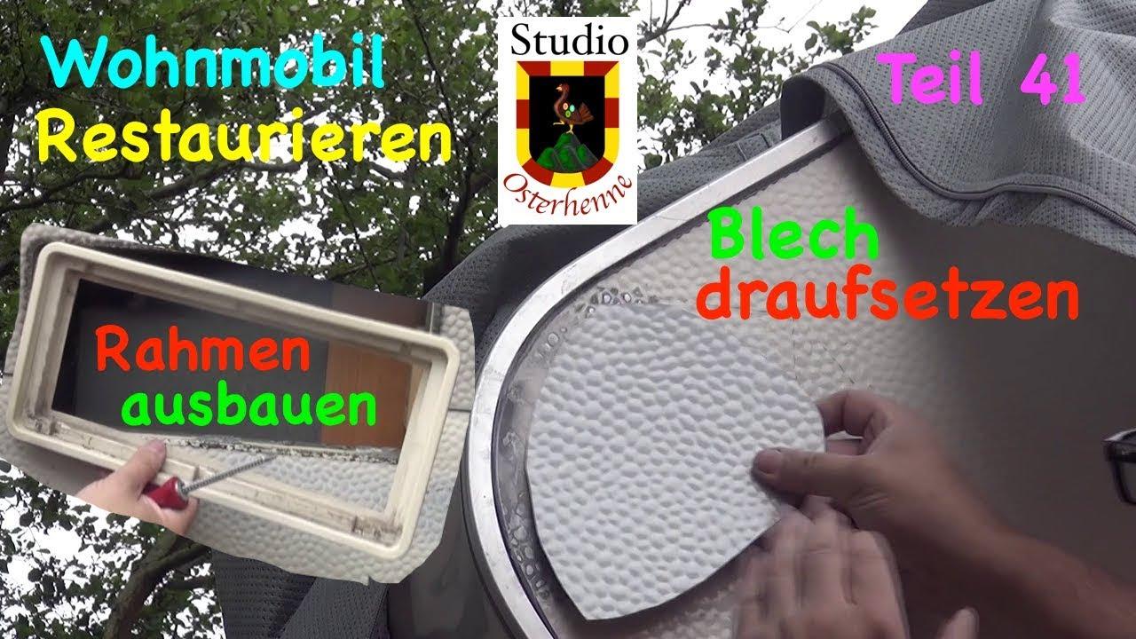 Tolle Hausgemachten Einen Rahmen Camper Bilder - Benutzerdefinierte ...