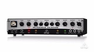 ULTRABASS BX2000H   Bass Amp