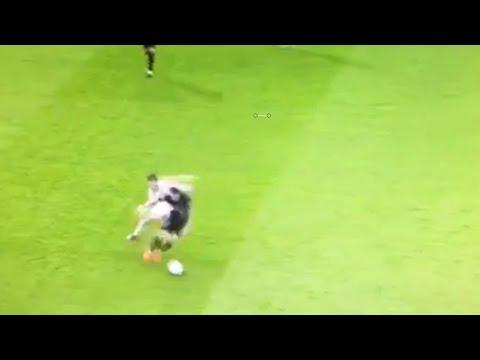 Ángel Di María Fantastic Skills - Real Madrid vs Paris Saint Germain