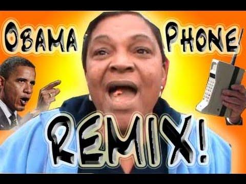 "Obama Phone *Official AUTOTUNE* - ""Best Obama Phone Remix"""