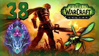 World of Warcraft. LEGION за Паладина #38 ⓦ Виноградники и букашки