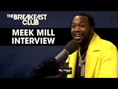 Meek Mill On Standing Up For Reform, Prison Culture, Champio