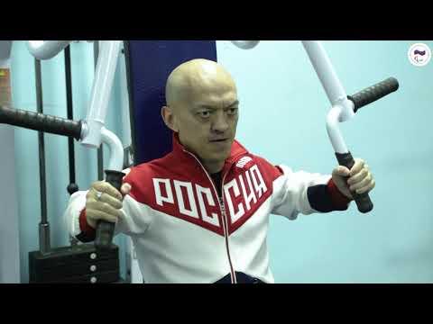 Спорт #БезПреград – пауэрлифтинг