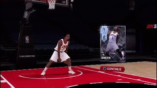 DIAMOND JR SMITH GOD!!!! NBA 2K18 MyTeam Pack Opening