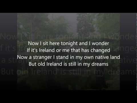 The New Barleycorn - Ireland In My Dreams (With Lyrics)