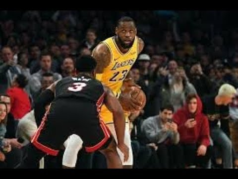 Los Angeles Lakers vs Miami Heat NBA Full Highlights (11TH DECEMBER 2018-19)