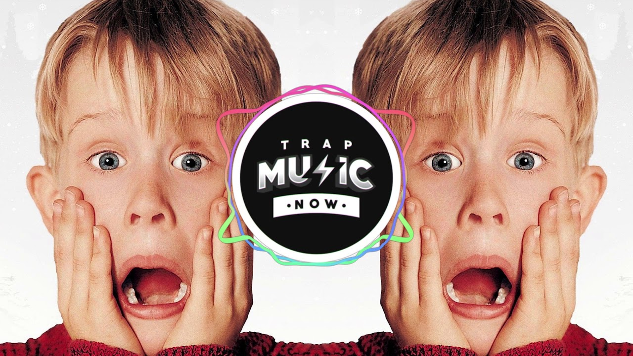 HOME ALONE Christmas Song (Trap Remix) - YouTube