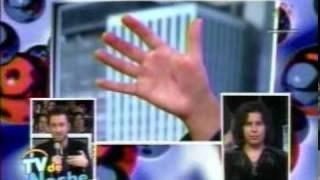 Mago Abracadaver en Tv de Noche