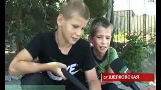 На рыбалку всей семьей Чечня.