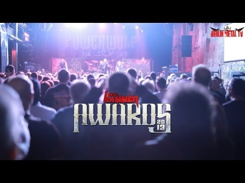 BERLIN METAL TV Spezial: Die METAL HAMMER AWARDS 2013