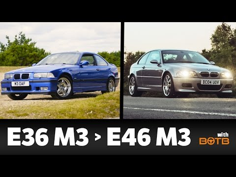 5 Reasons Why I Bought A Rusty E36 M3 Over The Superior E46 M3