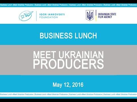 5Канал: MEET UKRAINIAN PRODUCERS у Каннах успішно пройшов перший бізнес-ланч