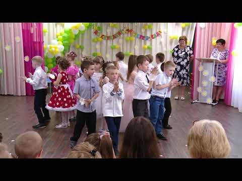 """Танец на выпускной """"Обнимашки"""""""