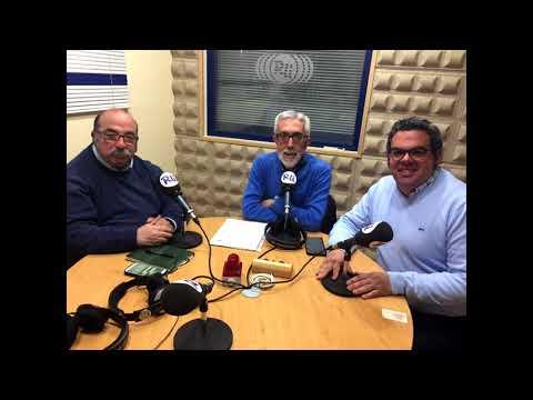 'Carrera Oficial' 1x06 | Radio La Isla | Rafael Guirado y Javier Nieto (La Venera) | 2017