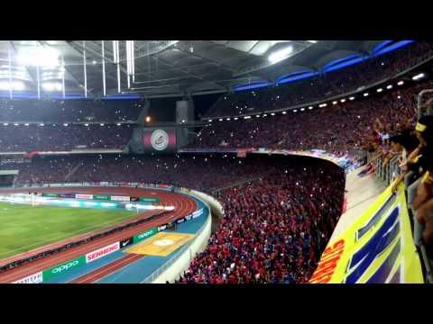 Fans JDT Chant Ayuh Johor (Piala Malaysia 2014)
