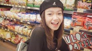 grocery shopping with niki | #31daysofchia niki 検索動画 23