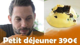 Petit déjeuner Suisse à 10€ VS 390€