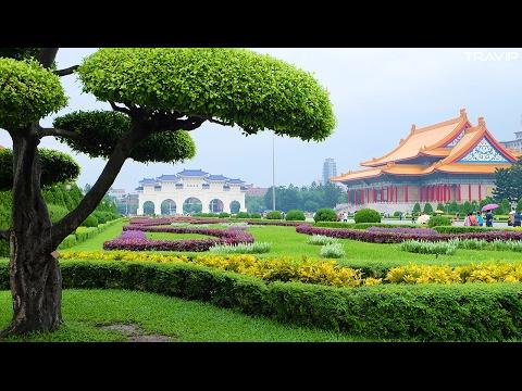 Taiwan: Chiang Kai Shek Memorial Hall 中正紀念堂