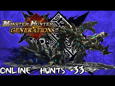 monster hunter generations online hunts 33 nakarkos hr3 urgent quests youtube. Black Bedroom Furniture Sets. Home Design Ideas