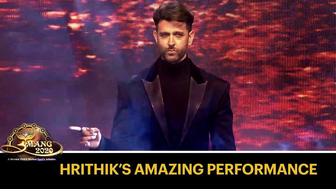 Download Hrithik's Stunning Moves | Umang 2020