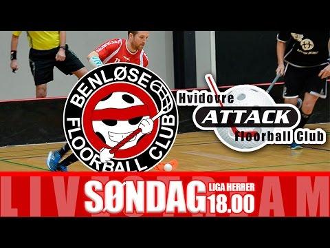 Floorball | LIVESTREAM | 2. kvartfinale | Benløse FC - Hvidovre Attack