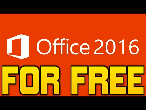 Microsoft Office 2016 [CRACKED] [FREE DOWNLOAD] | [German|HD]