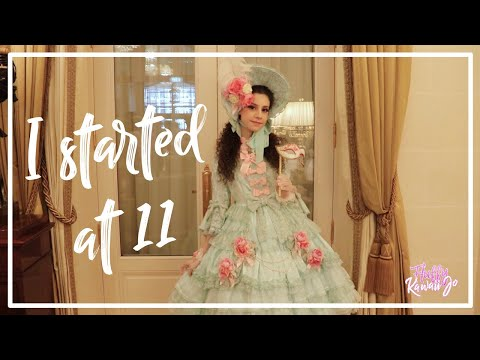 Aren't you too young to wear lolita fashion? Interview with Liona