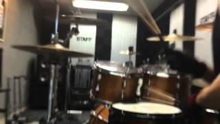 Cryptopsy-Benedictine Convulsions Drum Cover