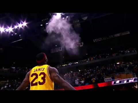 2009 NBA MVP: LeBron James