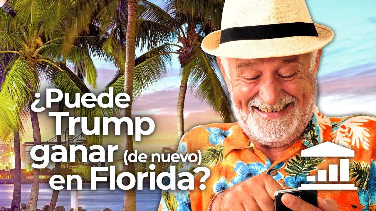 Estados decisivos 2020: ¿Podrá TRUMP volver a GANAR en FLORIDA? - VisualPolitik