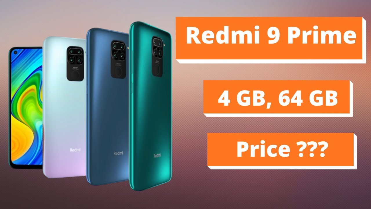 Redmi 9 Prime Specifications, Redmi 9 Prime Price in India, Redmi 9 Prime Launch Date in India