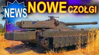Nadciągają nowe czołgi - NEWS - World of Tanks