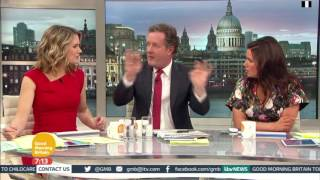 Will Andy Murray Become a Knight? | Good Morning Britain