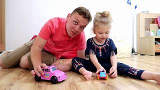 MIC si MARE   Invatam Diferenta dintre Marimi   Video Educativ pentru Copii