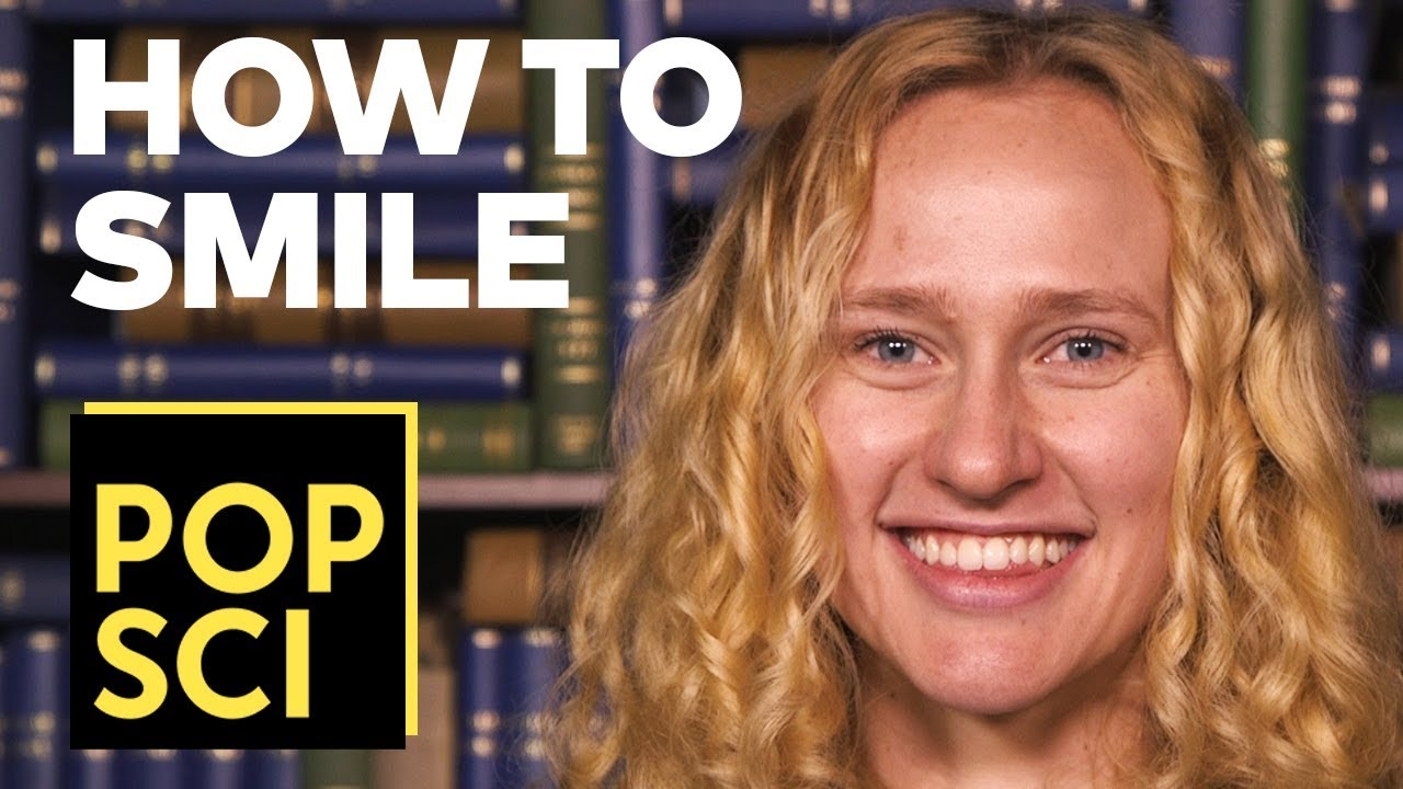 How to smile without looking like a creep, according to scientists
