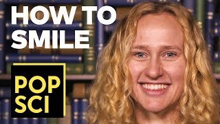 How to smile without looking like a creep